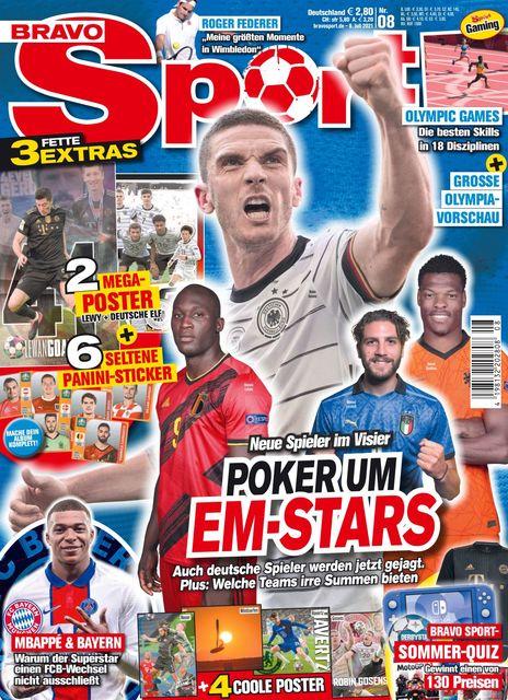 Bravo Sport Ausgabe 8/2021