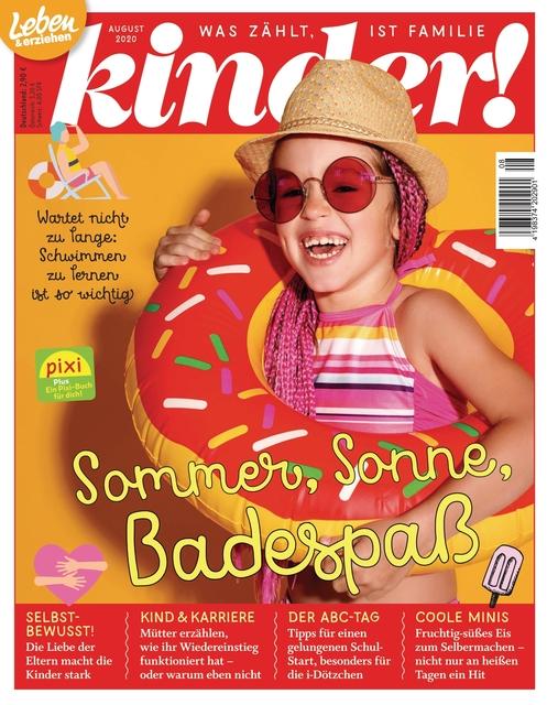 kinder! Ausgabe 08/2020
