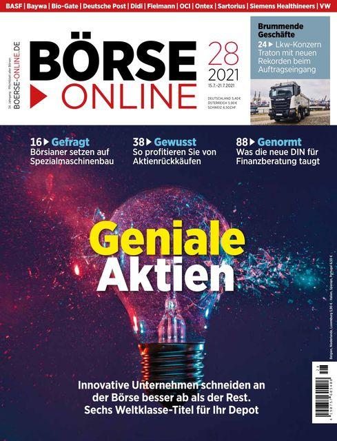 Börse Online Ausgabe 28/2021