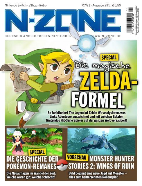 N-ZONE Ausgabe 07/2021
