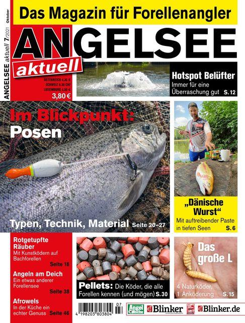 ANGELSEE aktuell Ausgabe 07/2021
