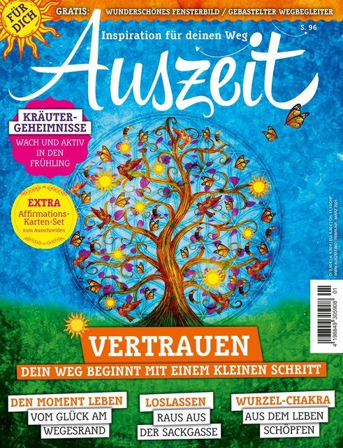 AUSZEIT Ausgabe 01/2021