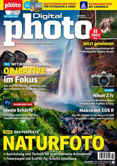 DigitalPHOTO Ausgabe 10/2021