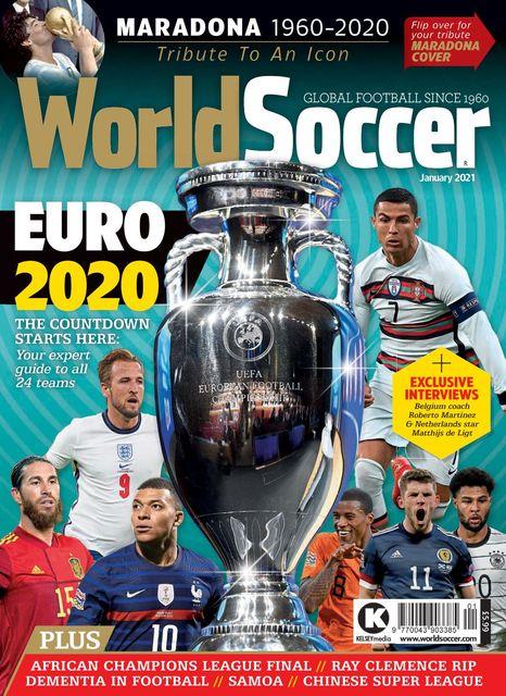 World Soccer issue 01/2021