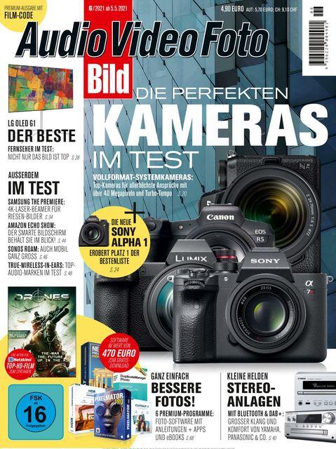 Audio Video Foto BILD Premium 2021-05-05