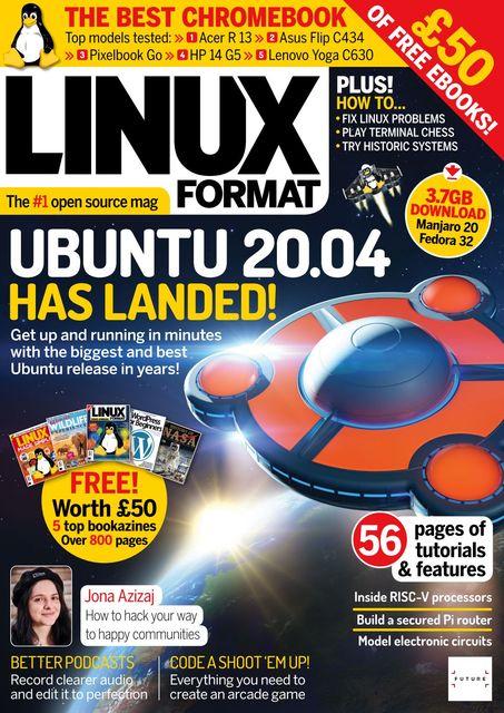 Linux Format 2020-06-02