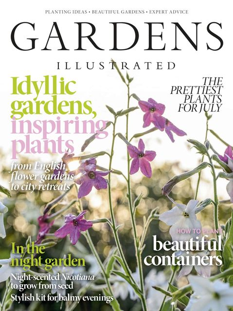 Gardens Illustrated issue 08/2020