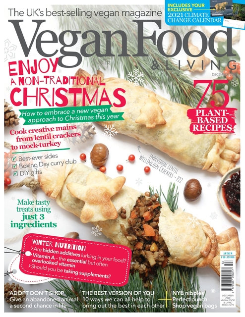 Vegan Food & Living issue 55, 12/2020