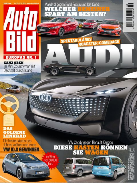 AUTO BILD 2021-08-12
