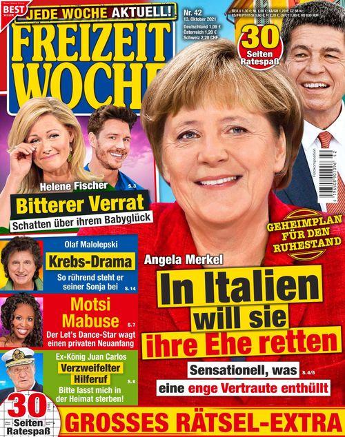 Freizeitwoche Ausgabe 42/2021