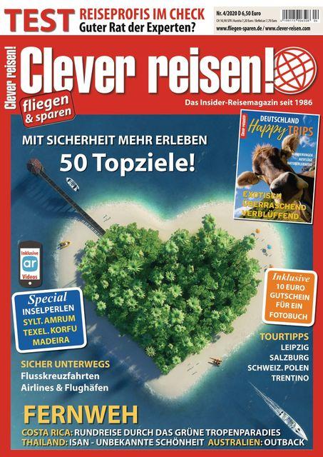 Clever reisen! Ausgabe 04/2020