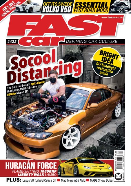 Fast Car issue Summer 2020
