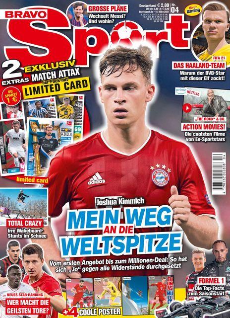 Bravo Sport Ausgabe 4/2021