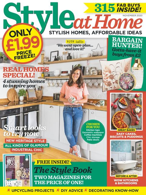 Style at Home Magazine 2020-10-01