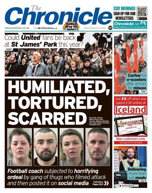Newcastle Chronicle 2021-02-26
