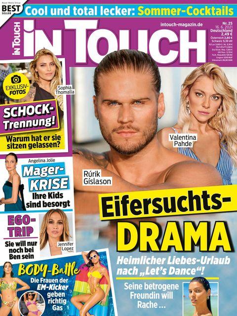 InTouch Magazin Ausgabe 25/2021