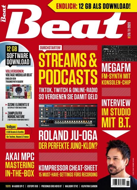 Beat Magazin (DE) Ausgabe 11/2020