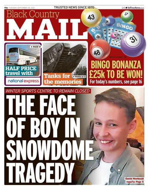 Black Country Mail 2021-09-28