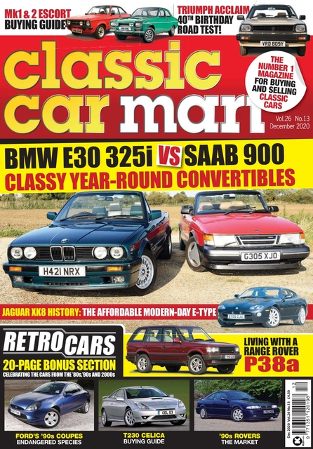 Classic Car Mart issue 12/2020