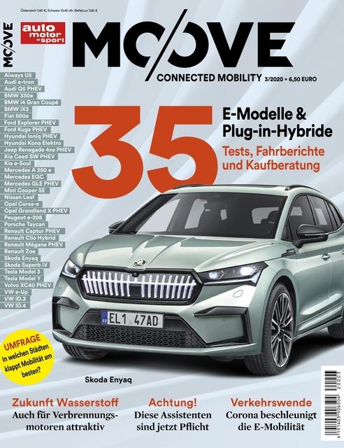 Auto Motor und Sport MOOVE Ausgabe 03/2020