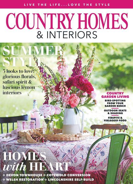 Country Homes & Interiors Magazine 2020-06-04
