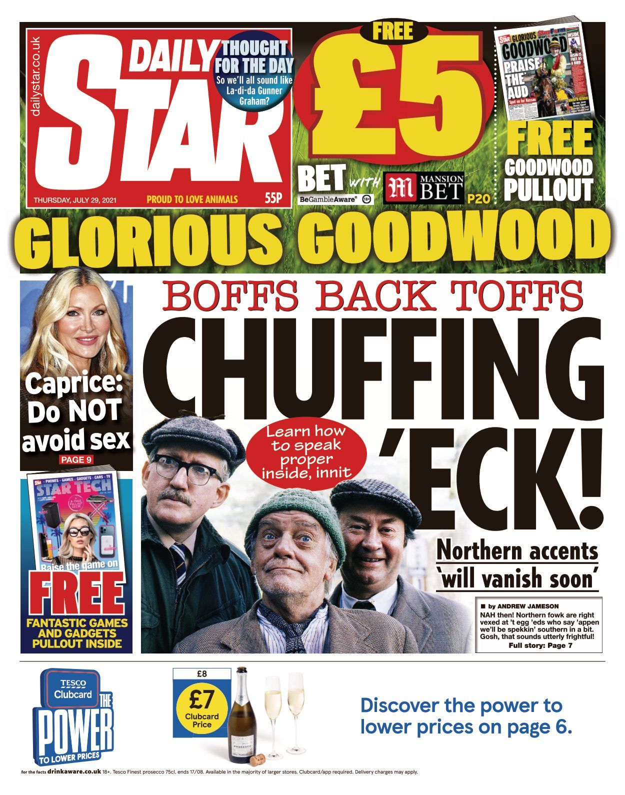 Daily Star   20 20 20