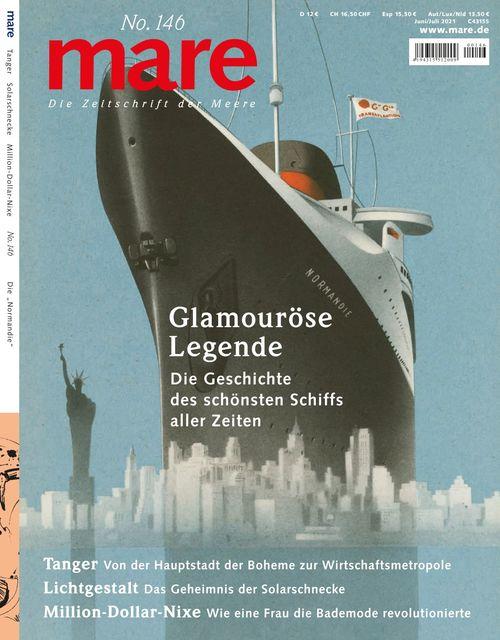 mare Magazin Ausgabe 146/2021