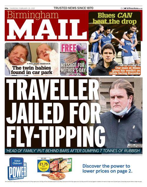 Birmingham Mail 2021-02-25