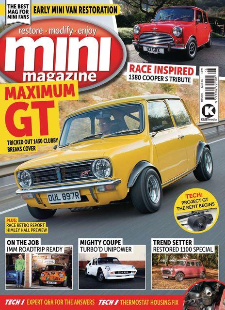 Mini Magazine issue 05/2020