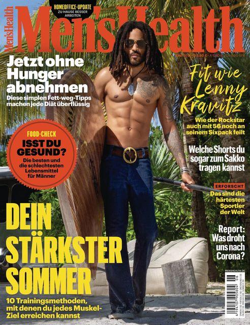 MEN'S HEALTH Ausgabe 06/2021