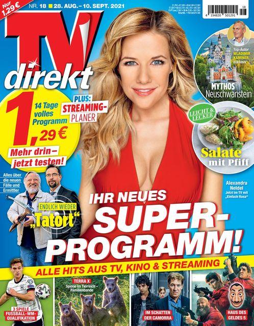 TV direkt 2021-08-19