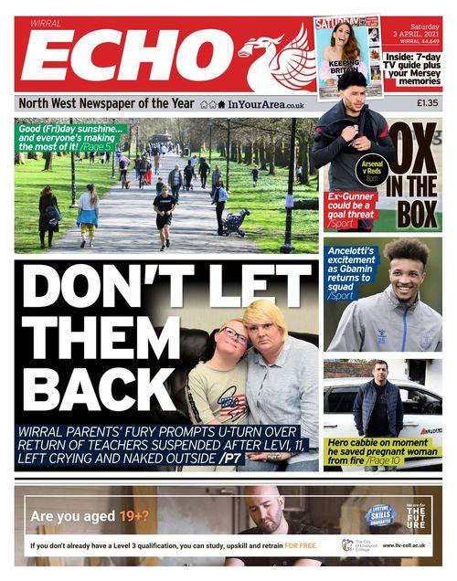 Liverpool Echo 2021-04-03