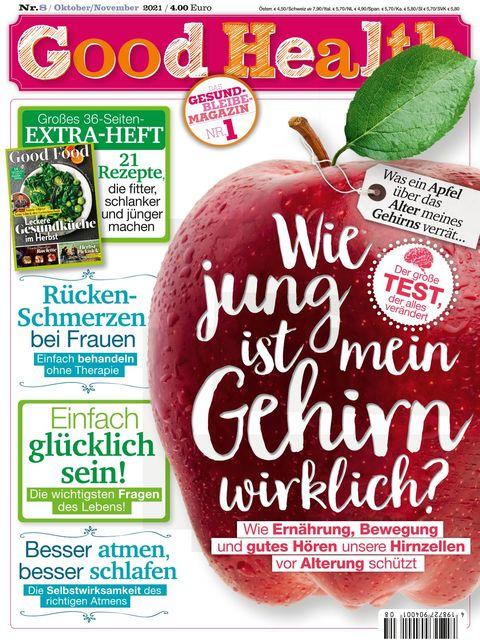 Good Health Ausgabe 8/2021