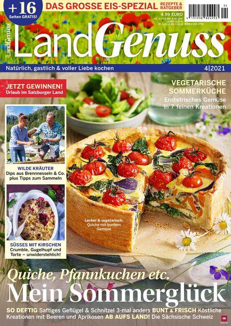 LandGenuss Ausgabe 04/2021