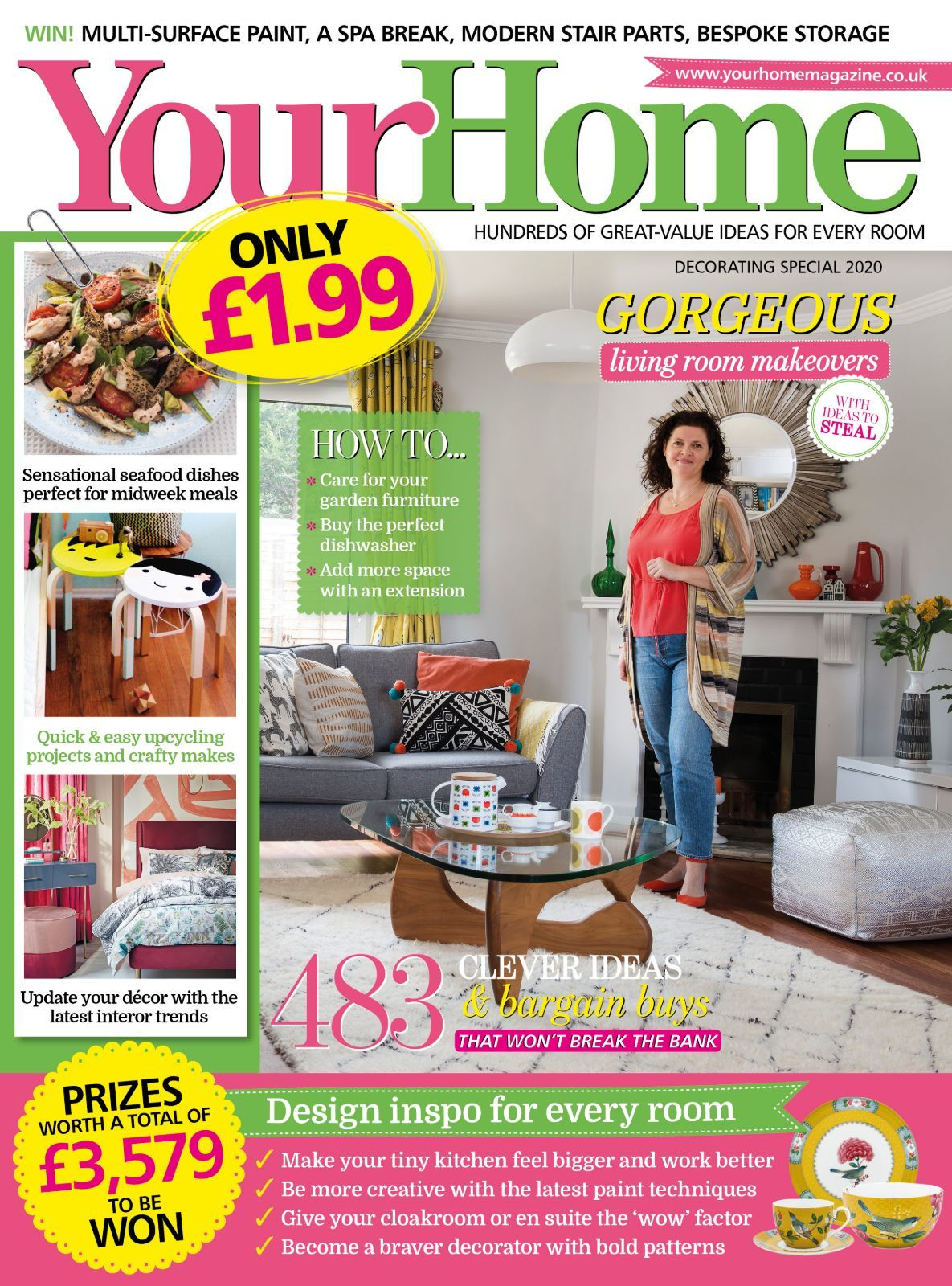 Your Home   issue Decorating Special 20