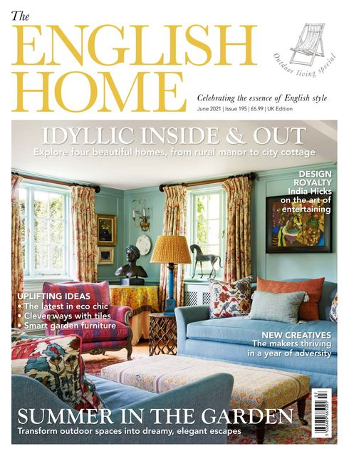 The English Home issue 06/2021