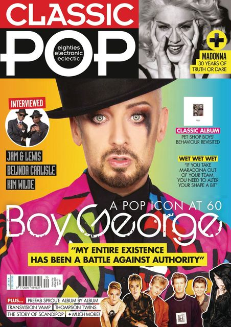 Classic Pop - issue 70, 07-08/2021