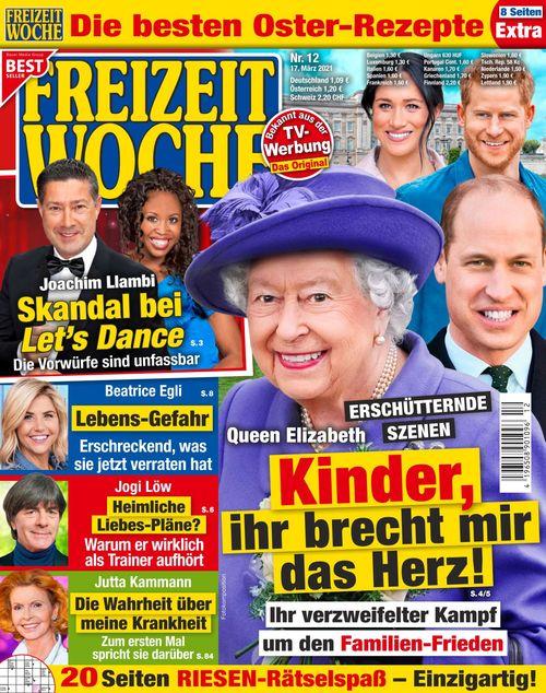Freizeitwoche Ausgabe 12/2021