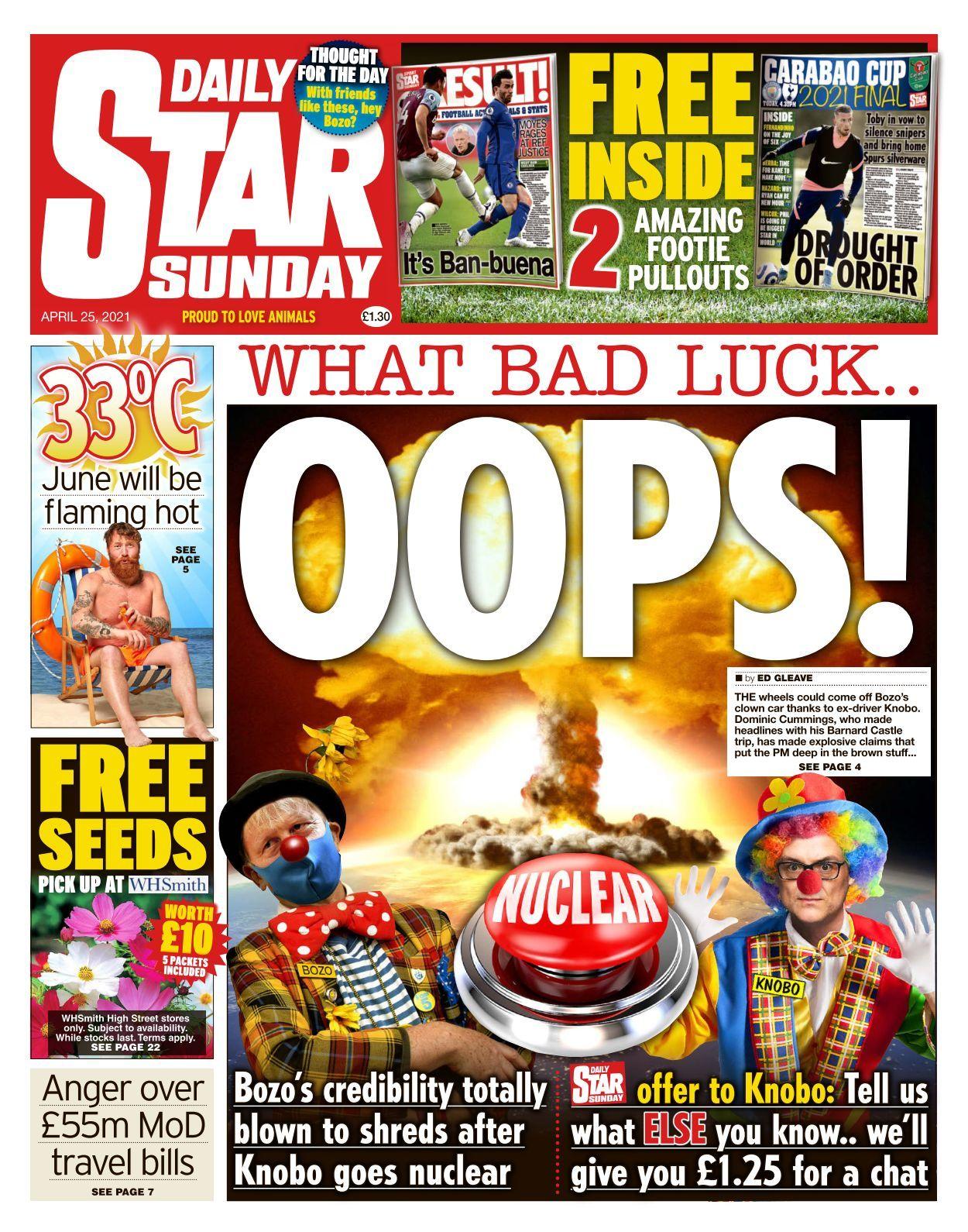 Daily Star Sunday   20 20 20