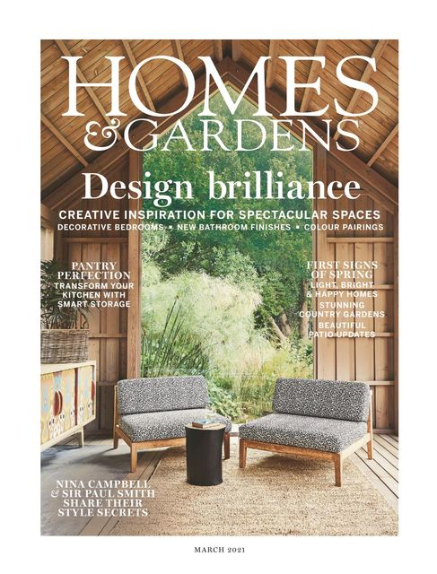 Homes & Gardens issue 03/2021