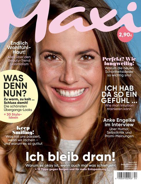 MAXI Ausgabe 04/2021