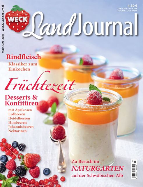 WECK LandJournal Ausgabe 03/2021