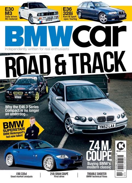 BMW Car issue 06-07/2020