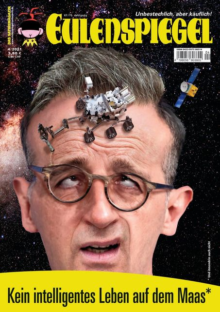 EULENSPIEGEL Ausgabe 04/2021