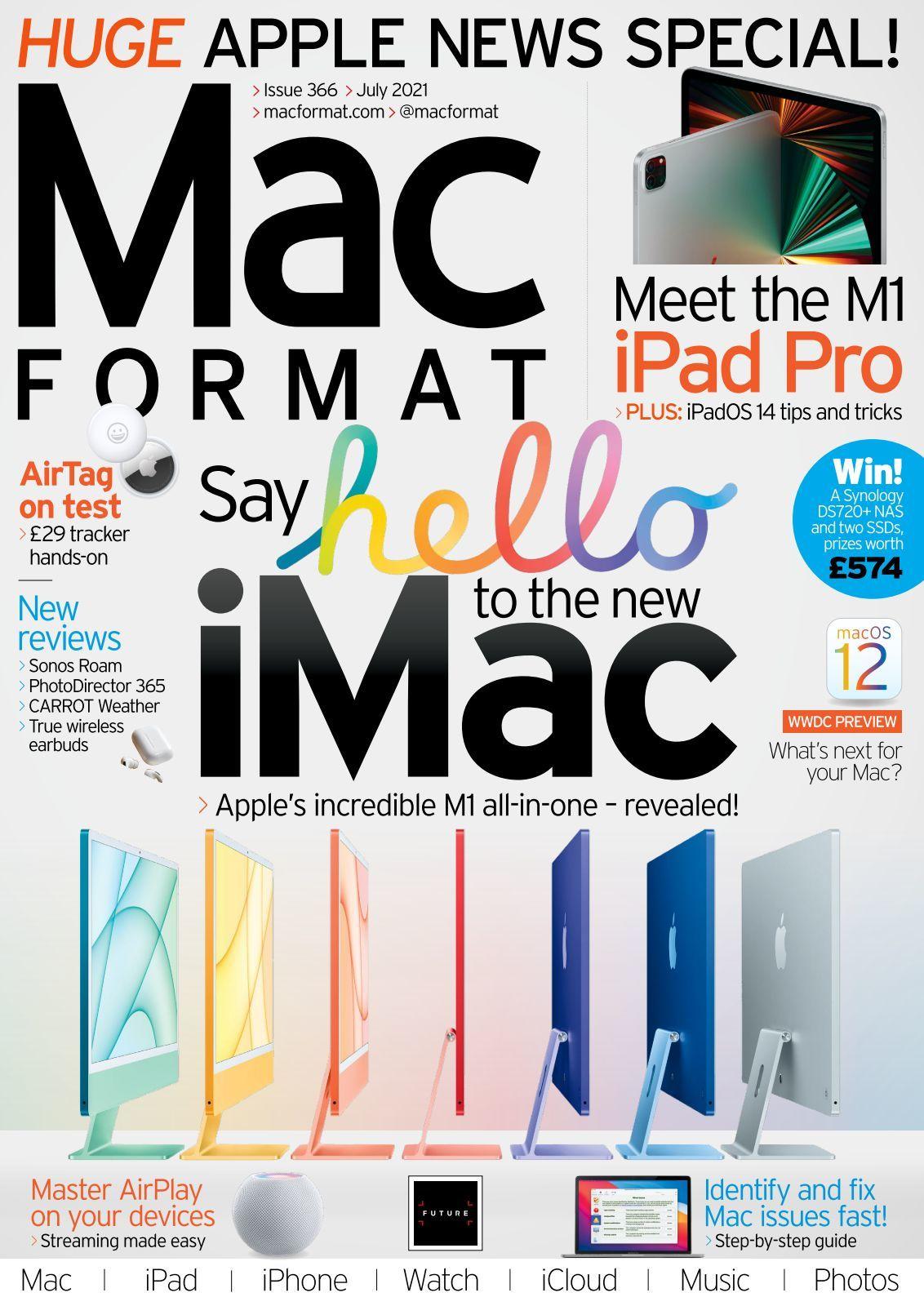 Macformat 2021 06 01