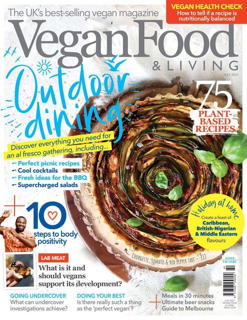 Vegan Food & Living issue 07/2021 - Outdoor dining