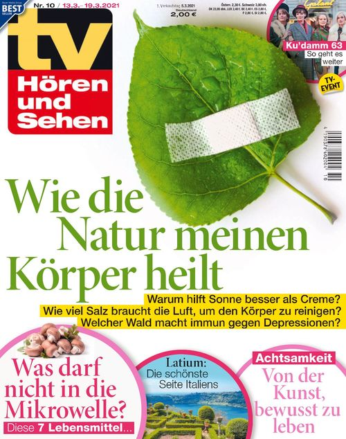 TV Hören und Sehen Ausgabe 10/2021