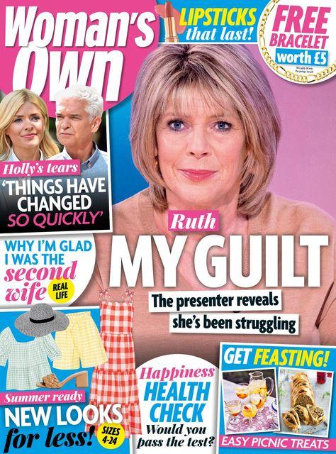 Woman's Own Magazine UK 2021-07-13
