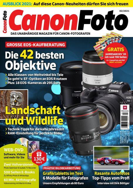 CanonFOTO Ausgabe 02/2021