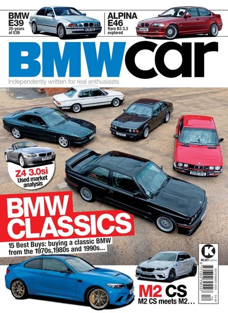 BMW Car issue 12/2020